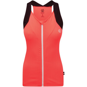 Dare 2b Regale Vest Dames, fiery coral/black